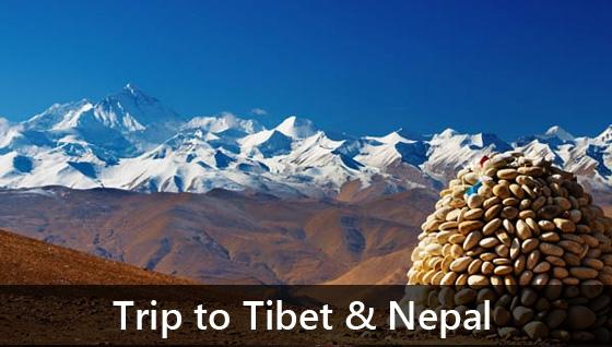 Trip to Tibet & Nepal